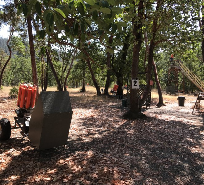 Sporting Clays Area